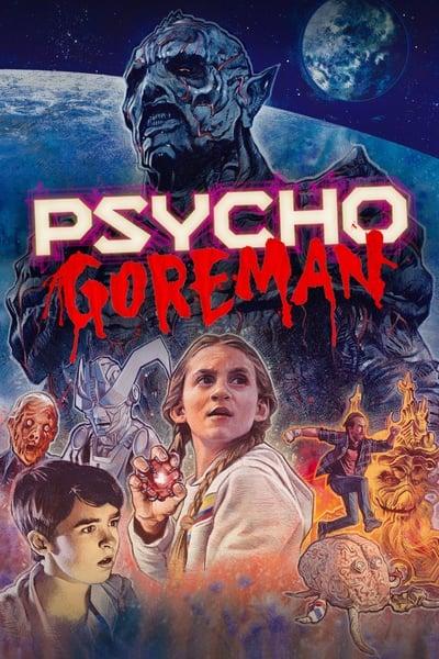PG: Psycho Goreman movie poster