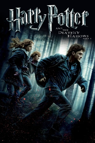 Harry Potter and the Deathly Hallows, Part 1 movie poster