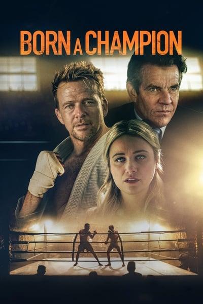 Born a Champion movie poster