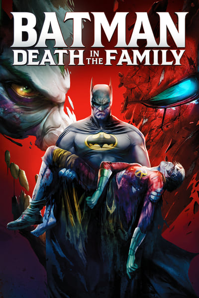 Batman: Death in the Family (Non-Interactive) (DC Showcase Shorts Collection) movie poster