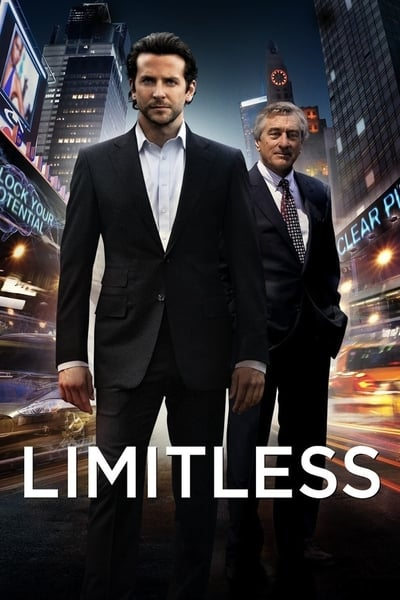 Limitless movie poster