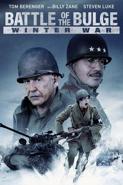 Battle of the Bulge: Winter War movie poster