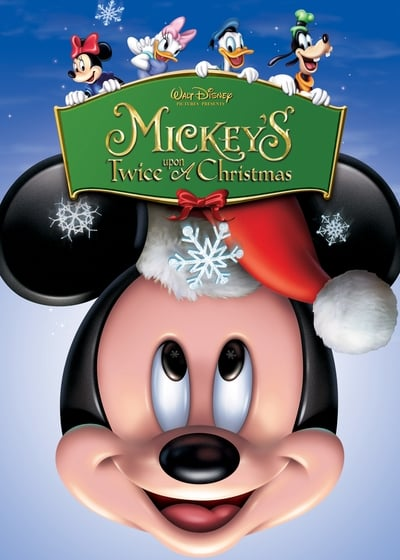 Mickey's Twice Upon a Christmas movie poster