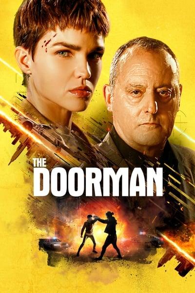 The Doorman movie poster