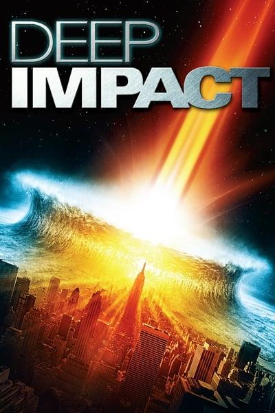 Deep Impact movie poster