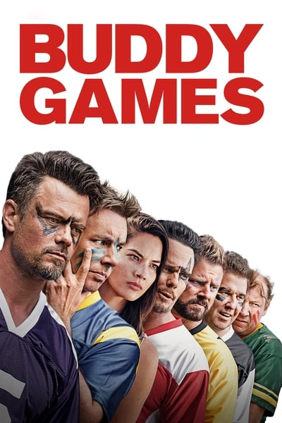 Buddy Games movie poster