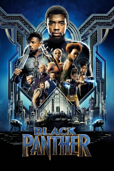 Black Panther (2018) movie poster