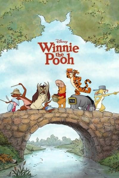 Winnie the Pooh movie poster