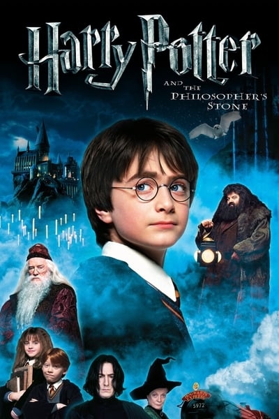 Harry Potter and the Sorcerer's Stone movie poster