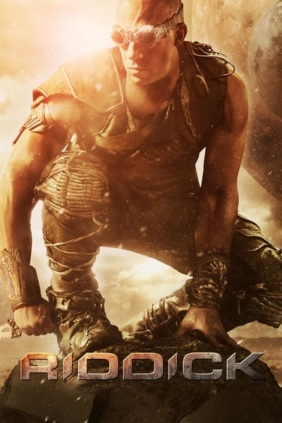 Riddick (Unrated Director's Cut) movie poster