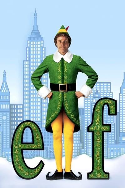 Elf (2003) movie poster